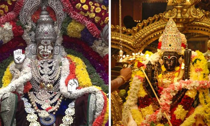 Thousand Years Ago Durga Matha Temple-వెయ్యేళ్ళ కాలంనాటి దుర్గామాత ఆలయం ఎక్కడుందో తెలుసా-Latest News - Telugu-Telugu Tollywood Photo Image-TeluguStop.com