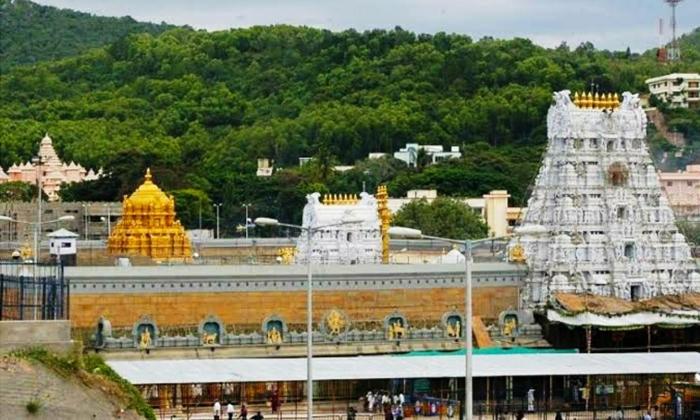 Tirumala Srivenkateshwara Seven Hills Story-TeluguStop.com