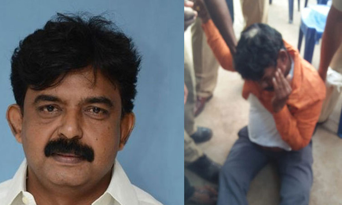 Attempted Assassination Of Ap Minister Perni Nani-TeluguStop.com