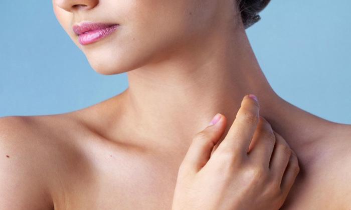 Coconut Milk Help To Reduce Neck Blackness-TeluguStop.com