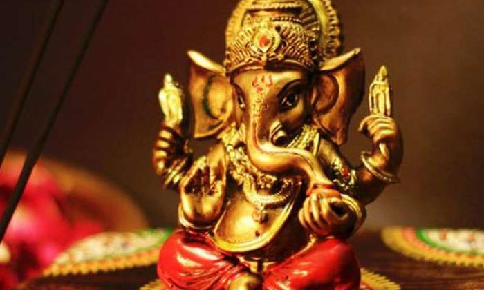 Lord Ganesh Puja Wednesday-గణేశుడికి ఆవు నెయ్యి తో కలిపిన సింధూరం దిద్దితే ఏమౌతుందో తెలుసా-Devotional-Telugu Tollywood Photo Image-TeluguStop.com