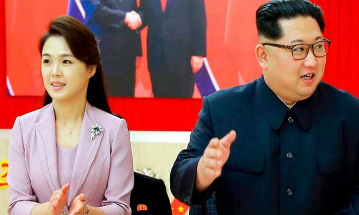 Telugu Kim Jong Un Wife Ri Sol-ju, North Korea\\'s First Lady, North Korea\\'s Kim Jong Un, North Korea\\'s Kim Jong Un Strict Rules To Wife, Singer-Telugu NRI