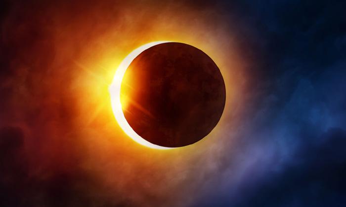 Telugu Brahmadandu Tree, Last Lunar Eclipse Of 2020, Lunar Eclipse, Partial Lunar Eclipse, గరిక-Latest News - Telugu