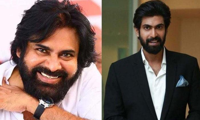 Rana Role Will Be Equal To Pawans Role-ఆ విషయంలో పవన్ కు రానా ఏ మాత్రం తీసిపోరట..-Latest News - Telugu-Telugu Tollywood Photo Image-TeluguStop.com