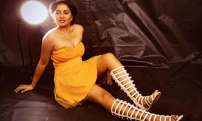 Telugu Oy Ninne Movie Heroine News, Srushti Dange, Srushti Dange Weight Loss, Telugu Film Industry, Tollywood Movie Offers, Young Heroine, Young Heroine Srushti Dange Weight Loss For Movie Offers In In Tollywood-Latest News - Telugu