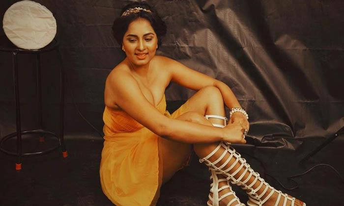 Young Heroine Srushti Dange Weight Loss For Movie Offers In In Tollywood-తెలుగులో రీ ఎంట్రీ ఇచ్చేందుకు కష్టపడుతున్న యంగ్ బ్యూటీ.. కానీ…-General-Telugu-Telugu Tollywood Photo Image-TeluguStop.com