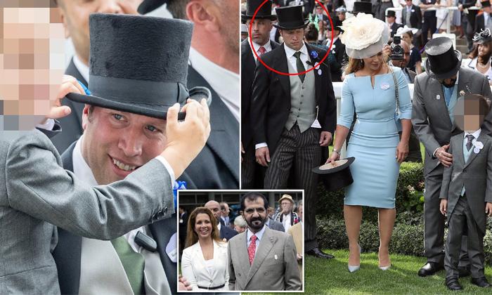 Telugu Crime News, Dubai, Dubai King Divorce News, Dubai Princess, Dubai Princess Haya Extramarital Affair With Her Bodyguard, Haya, Rasheed Al Muktam-Telugu Crime News(క్రైమ్ వార్తలు)