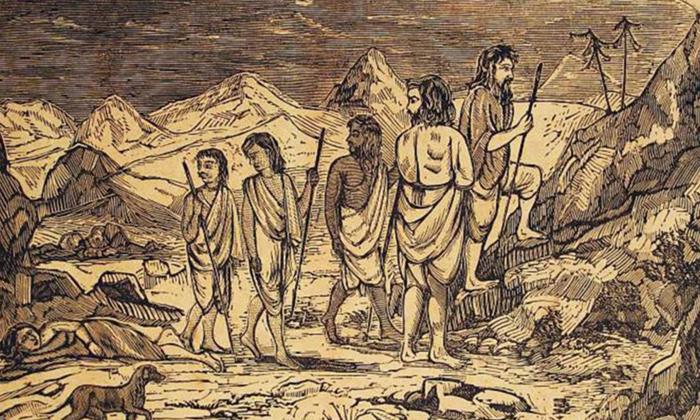 Telugu 5 Husbands Story, Draupadi, Hindu Spiritual History, Kurukshetram, Mahabharatham-Latest News - Telugu