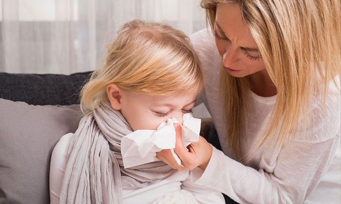 Home Remedies For Get Rid Of Cold And Fever In Kids-TeluguStop.com