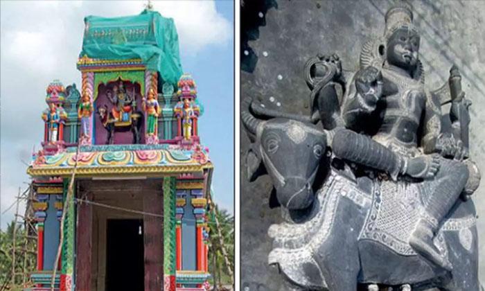 Did You Know Yama Dharma Raja Also Have One Temple-యముడికి కూడా దేవాలయం ఉందని మీకు తెలుసా-Devotional-Telugu Tollywood Photo Image-TeluguStop.com
