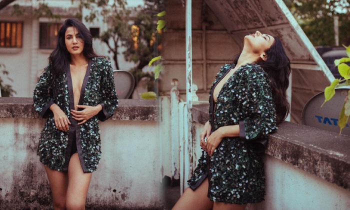 Alluring Pictures Of Beauty Sonal Chauhan-telugu Actress Hot Photos Alluring Pictures Of Beauty Sonal Chauhan - Telugu A High Resolution Photo