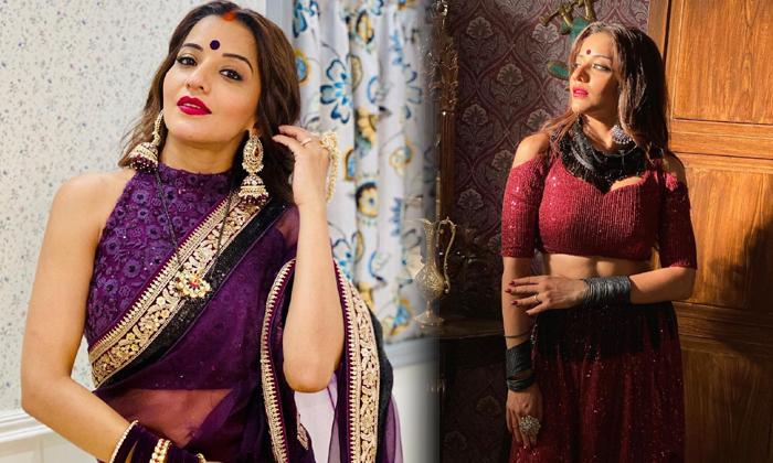 Bollywood Actress Asli Monalisa Romantic And Spicy Images-telugu Actress Hot Photos Bollywood Actress Asli Monalisa Roma High Resolution Photo