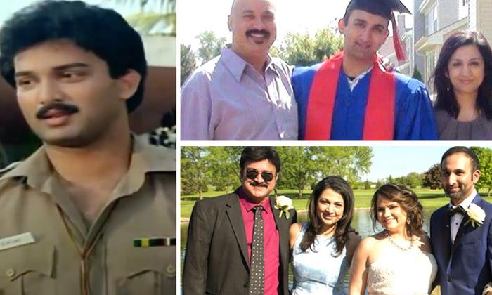Telugu Hero Suresh, Hero Suresh Biography And Family Details, Hero Suresh Photos With Ex Wife And Son, Suresh Family Photos Viral-Telugu Stop Exclusive Top Stories