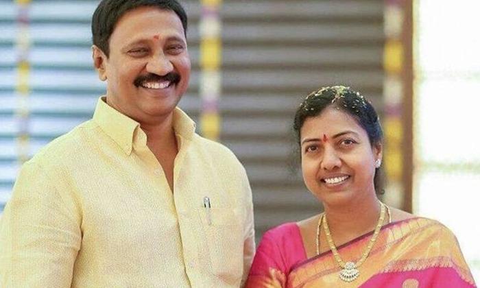 Telugu 30 Years Politics, Ap, Ap Politics, Gadde Couple, Krishna District, Mla, Senior Leader, Tdp, Tdp Leaders, Ysrcp-Telugu Political News