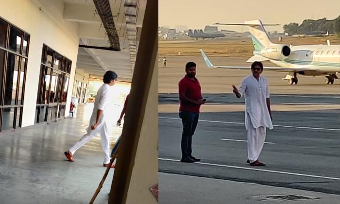 Telugu Allu Arjun, Begumpet Airport, Megastar Chiranjeevi, Niharika, Niharika And Chaitanya\\'s Wedding, Pawan Kalyan, Ram Charan, Sai Dharam Tej-Movie