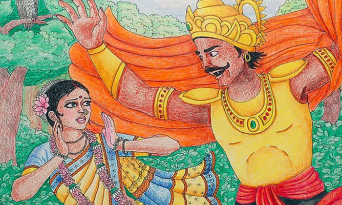 Telugu Did Not Touch At Ashokavanan, Hanuman, Indra Sabha, Nalla Kuberudu, Ramayana, Ramba, Ravana Curse, Ravanasura, Sita Devi, Sri Rama, Story Of Ramayana, Story Of Ravana Never Touched Sita-Latest News - Telugu