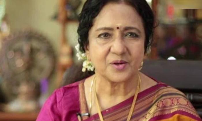Telugu Actress Nirmala Real Life, Hero Mgr, Love Failure, Reason Behind Senior Actress Nirmala Not Married, Senior Actress Nirmala-Telugu Stop Exclusive Top Stories