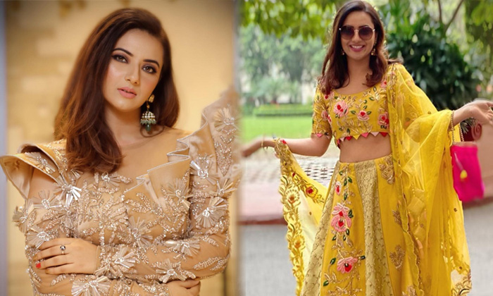 South Indian Beauty Isha Chawla Amazing Pictures - Telugu Actress Isha Chawla Alluring Images Amazing Pictures Beautifu High Resolution Photo
