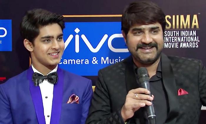 Hero Srikanth Cameo In Son Roshan Pellisandadi-TeluguStop.com