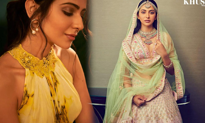 Tollywood Glamorous Actress Rakul Singh Beautiful Images-telugu Actress Hot Photos Tollywood Glamorous Actress Rakul Sin High Resolution Photo