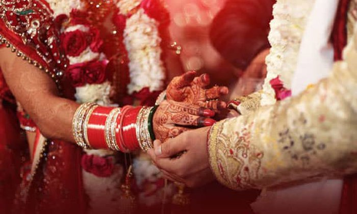 Eight Types Of Weddings Indian Tradition Importance-TeluguStop.com