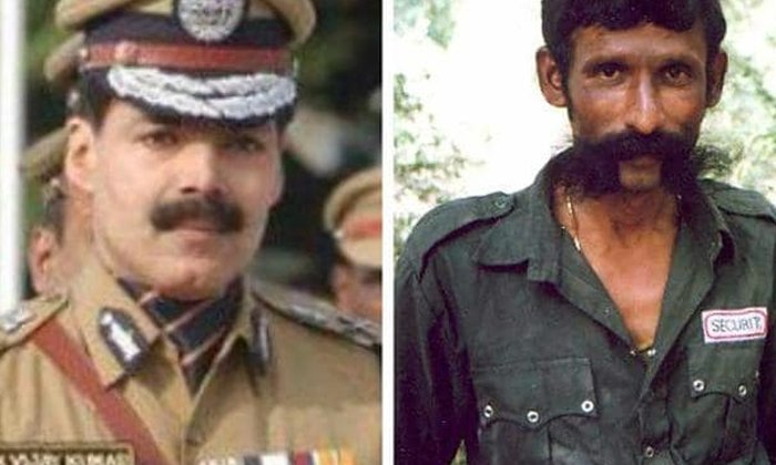 Veerappan Small Mistake Leads To Big Damage To His Life-అమేజింగ్ మిస్టరీ : ఈ చిన్న స్పెల్లింగ్ మిస్టేక్ చూసి ఉంటే వీరప్పన్ ఈ రోజు బ్రతికి ఉండేవాడు-General-Telugu-Telugu Tollywood Photo Image-TeluguStop.com