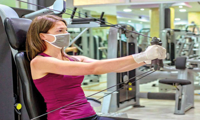Telugu Coronavirus, Covid-19, Exercise, Good Health, Health, Health Tips, Latest News, Wear Mask-Telugu Health - తెలుగు హెల్త్ టిప్స్ ,చిట్కాలు