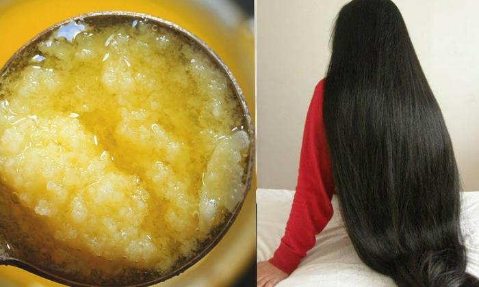 Telugu Beauty, Beauty Tips, Ghee, Hair, Hair Care, Hair Fall, Hair Growth, Hair Tips, Latest News-Telugu Health - తెలుగు హెల్త్ టిప్స్ ,చిట్కాలు