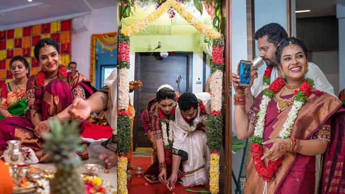 Telugu A Aa Movie, Hari Teja Baby Bump, Hari Teja Car And Home, Husband Deepak Rao, Trivikram-Movie