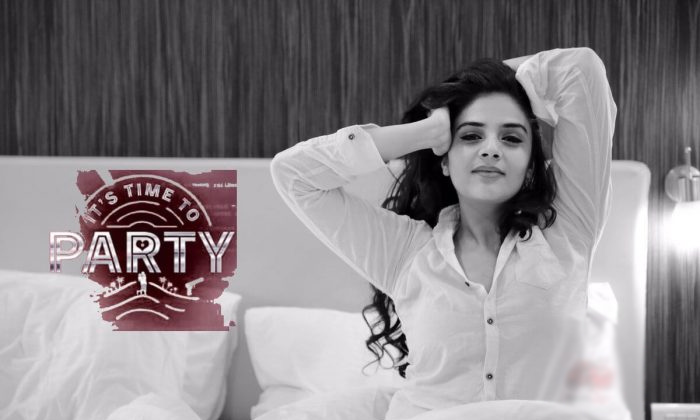 Sreemukhi Film Its Time To Party Releasing In Ott Platform-TeluguStop.com