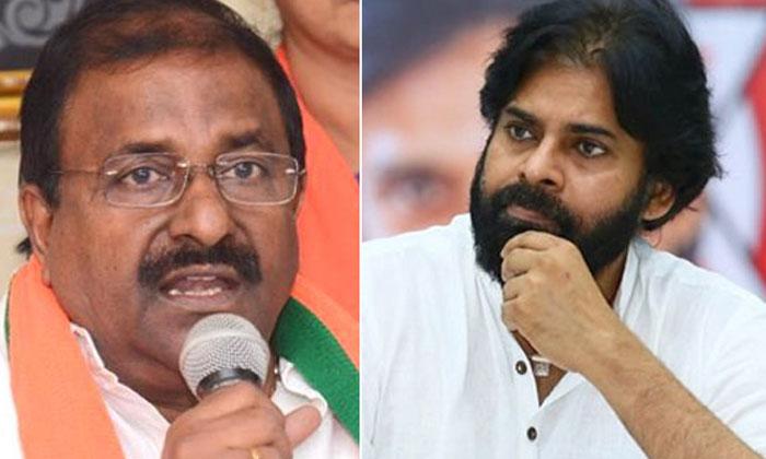 Jansena Party Has Sent A Report Bjp Supremancy-TeluguStop.com