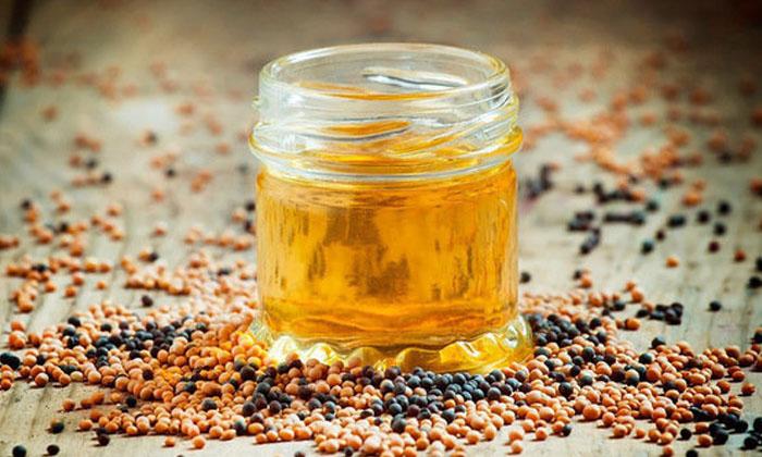 Telugu Beauty, Beauty Tips, Benefits Of Mustard Oil, Black Spots, Latest News, Mustard Oil, Pimples, Skin Care-Telugu Health