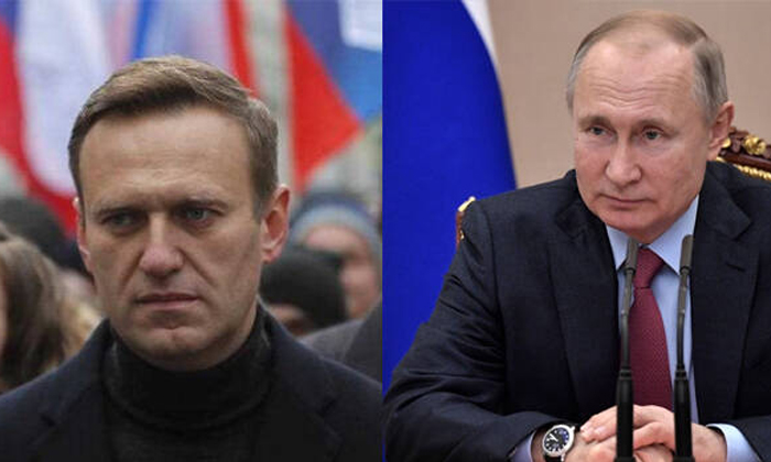 Telugu 10 Thousand Crore Palace, Alexei Navalny, Germany, History Of The World Largest Bribe, History Of The World\\'s Largest Bribe, Putin, Russia, Russia President-National News