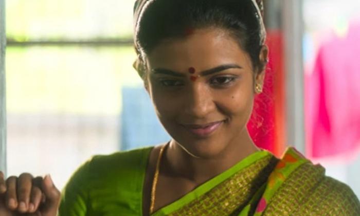 Aishwarya Rajesh Acted As Child Artist In Rambantu Miovie-TeluguStop.com