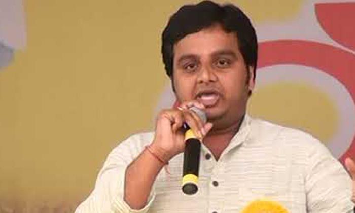 Telugu Ap, Ap Political News, Break, Chandra Babu, Chinthakayala Ayyanna Patrudu, Decision, Latest News, Rules, Senior Politician, Tdp Leaders, Tdp Senior Successor To Compete With Father, Ticket, Vijay, Vishaka-Telugu Political News