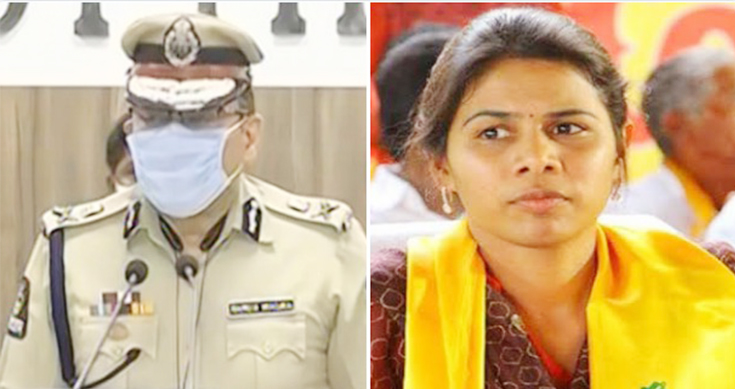 TeluguStop.com - Hyderabad Akila Priya Kidnap Case Updates