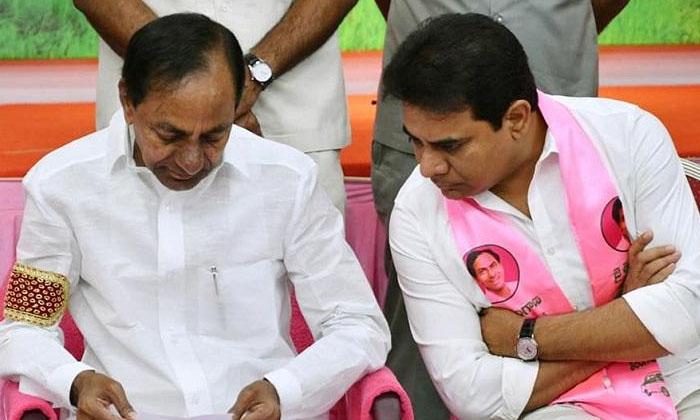 Is Bringing The Ktr Cm Topic To The Screen Part Of The Strategy-కేటీఆర్ సీఎం అంశం తెరపైకి తీసుకురావడం వ్యూహంలో భాగమా-Latest News - Telugu-Telugu Tollywood Photo Image-TeluguStop.com