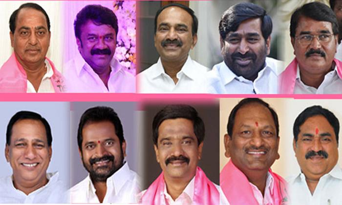 Telugu Kavitha, Kcr, Ktr, Ktr Cm, Ministers, New Cabinet, New Telangana Cm, Telangana, Tension, Trs, Trs Government, Ugadi-Telugu Political News