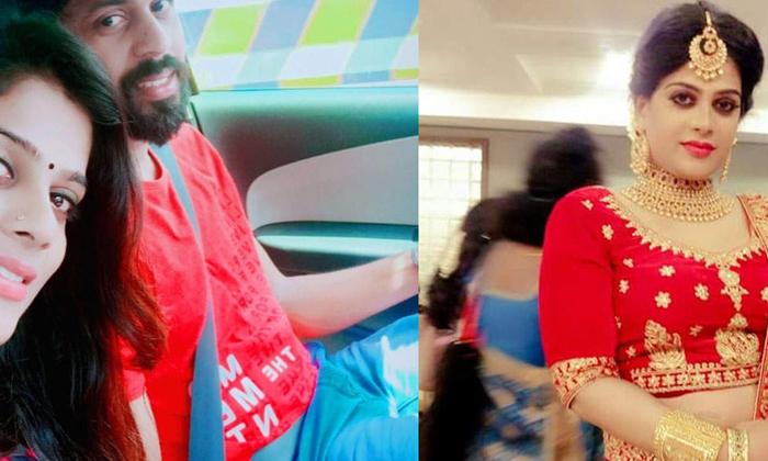 Actress Elizabeth Harini Chandana Has Tied The Knot With Suneesh-కేరళ ట్రాన్స్ జెండర్ హీరోయిన్ పెళ్లికూతురైంది-Latest News - Telugu-Telugu Tollywood Photo Image-TeluguStop.com