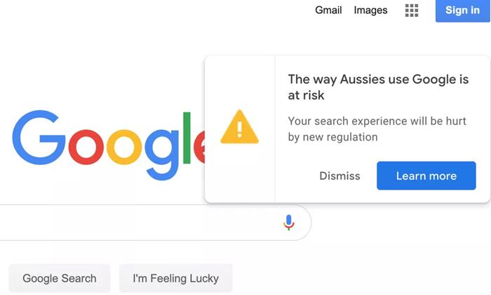 Google Warning To Australia-ఆస్ట్రేలియాకు గూగుల్ హెచ్చరిక.. ఎందుకంటే.. -Breaking/Featured News Slide-Telugu Tollywood Photo Image-TeluguStop.com