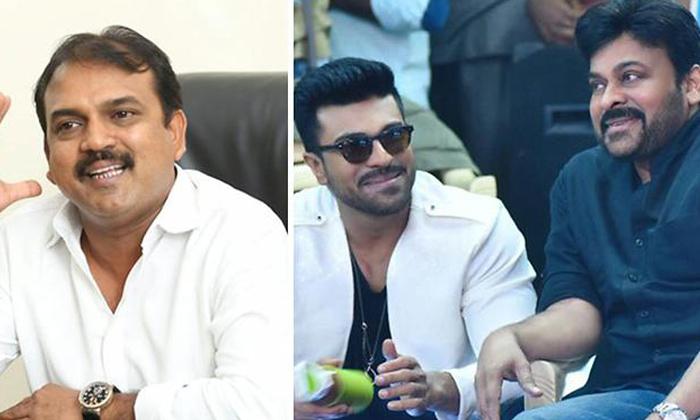 Telugu Acharya, Acharya Movie Teaser, Acharya Teaser, Chiranjeevi, Intresteing Update Of Acharya Teaser, Koratala Siva, Ram Charan, Ram Charan Voice Over To Chiranjeevi, Ramcharan-Movie