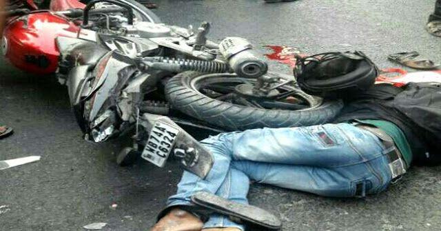 Sangareddy District Chautakoor Accident On National Highway 161-TeluguStop.com