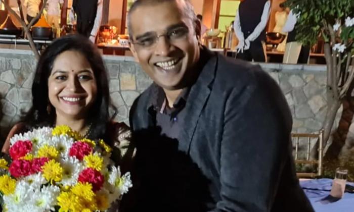 Singer Sunitha Husband Ram Properties Ans Assetes-సింగర్ సునీత భర్త రామ్ వీరపనేని ఆస్తుల విలువ తెలిస్తే అస్సలు నమ్మరు-Latest News - Telugu-Telugu Tollywood Photo Image-TeluguStop.com