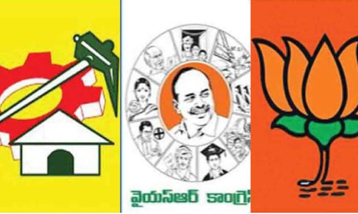 Tension In Tirupathi Over Elections-తిరుపతిలో టెన్షన్ వాతావరణం.. ఇందంతా దానికోసమేనటా.. -Latest News - Telugu-Telugu Tollywood Photo Image-TeluguStop.com