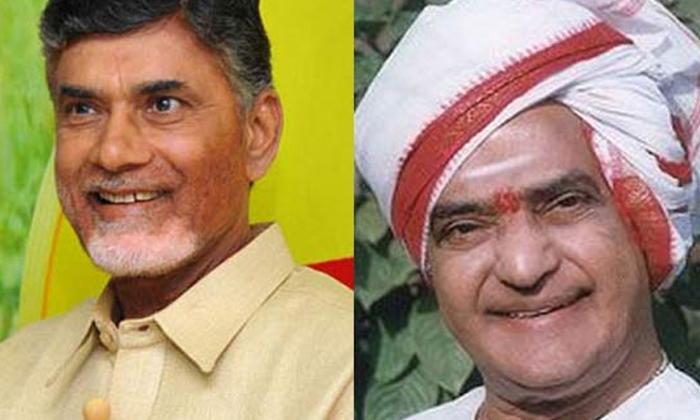 TeluguStop.com - బాబు అధికారంలో ఉంటే ఎన్టీఆర్ వద్దు… ప్రతిపక్షంలో ఉంటే ముద్దు…-Political-Telugu Tollywood Photo Image