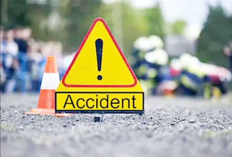 Terrible Accident On Outer Ring Road-TeluguStop.com