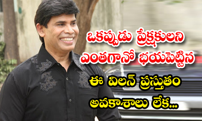 Telugu Villain Anand Raj Real Life And Movie Offers News-TeluguStop.com