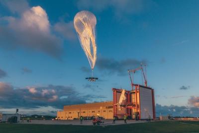 TeluguStop.com - Alphabet Shuts Internet Balloon Project Loon