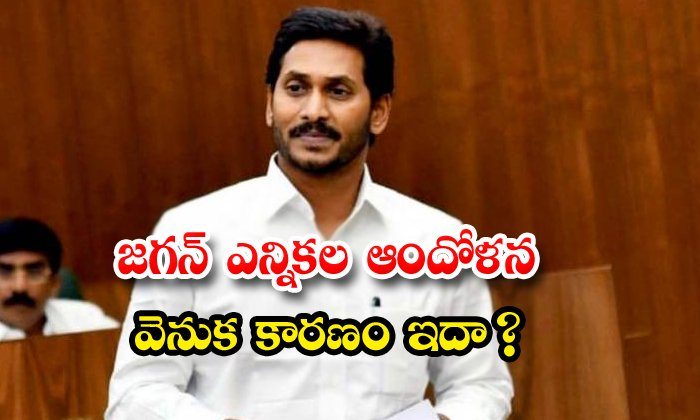 TeluguStop.com - Jagan Tention On Local Body Elections