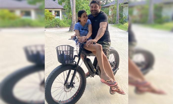 Telugu Adhira Swamy, Aravind Swamy Daughter, Photo Goes Viral, Social Media-Movie